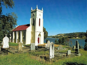 St Matthias Anglican Church - Accommodation Batemans Bay