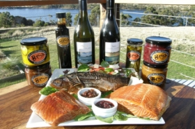 Bruny Island Smokehouse - Accommodation Batemans Bay