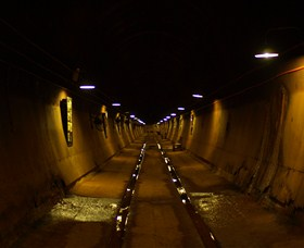 WWII Oil Storage Tunnels - Accommodation Batemans Bay