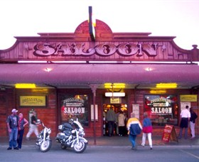 Bojangles Saloon and Dining Room - Accommodation Batemans Bay