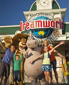 Dreamworld - Accommodation Batemans Bay