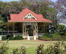 Gympie Memorial Park - Accommodation Batemans Bay