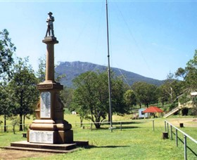 Maroon State School War Memorial - Accommodation Batemans Bay