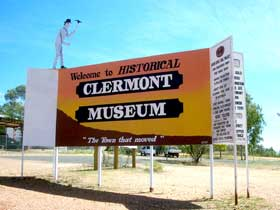 Clermont Historical Centre and Museum - Accommodation Batemans Bay