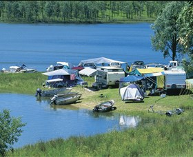 Lake Boondooma - Accommodation Batemans Bay