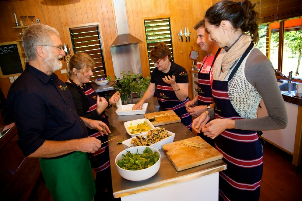 Wild Lime Cooking School - Accommodation Batemans Bay
