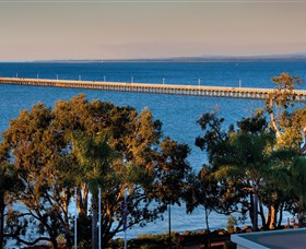 Urangan Pier - Accommodation Batemans Bay