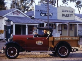 Miles Historical Village and Museum - Accommodation Batemans Bay