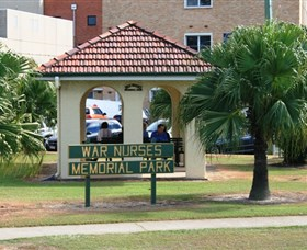 Bundaberg War Nurses Memorial and Park - Accommodation Batemans Bay