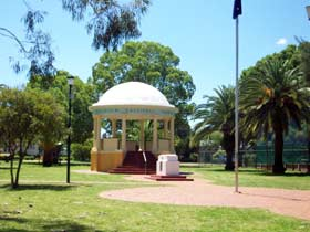 Kingaroy Memorial Park - Accommodation Batemans Bay
