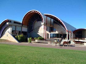 Australian Stockmans Hall of Fame and Outback Heritage Centre - Accommodation Batemans Bay