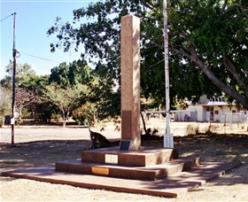 Mount Isa Memorial Cenotaph - Accommodation Batemans Bay