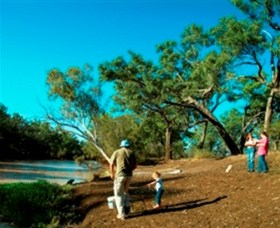 Charleville - Dillalah Warrego River Fishing Spot - Accommodation Batemans Bay