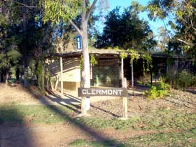 Clermont - Old Town Site - Accommodation Batemans Bay