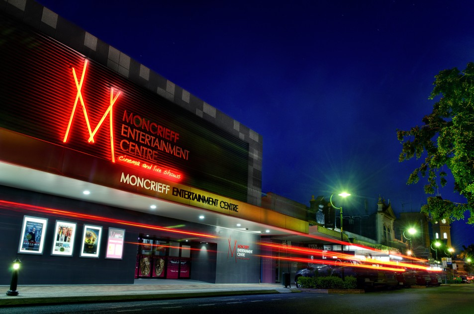 Moncrieff Entertainment Centre - Accommodation Batemans Bay