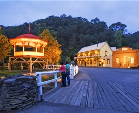 Walhalla Historic Area - Accommodation Batemans Bay