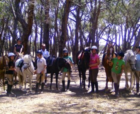 Bellarine Horse Riding Centre - Accommodation Batemans Bay