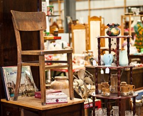 Bendigo Pottery Antiques and Collectables Centre - Accommodation Batemans Bay