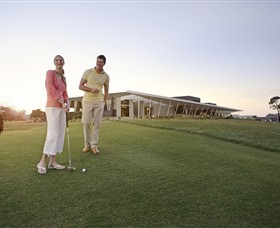 Moonah Links Golf Complex - Accommodation Batemans Bay