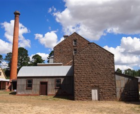 Andersons Mill Smeaton Historic Area - Accommodation Batemans Bay