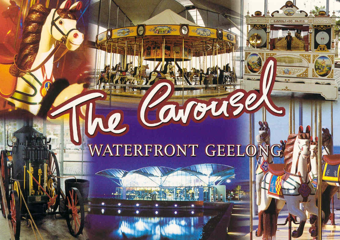 The Carousel - Accommodation Batemans Bay