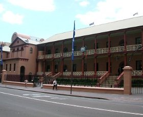 Parliament House - Accommodation Batemans Bay