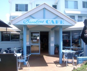 Breakers Cafe and Restaurant - Accommodation Batemans Bay