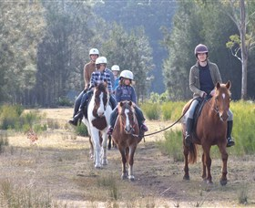 Horse Riding at Oaks Ranch and Country Club - Accommodation Batemans Bay