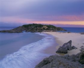 Bournda National Park - Accommodation Batemans Bay