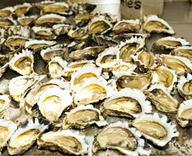 Wheelers Oysters - Accommodation Batemans Bay