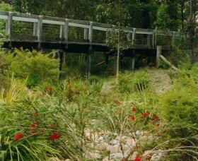 Eurobodalla Botanic Gardens - Accommodation Batemans Bay