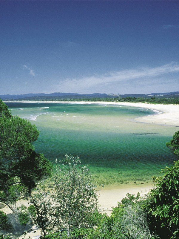 Rotary Walk Merimbula - Accommodation Batemans Bay