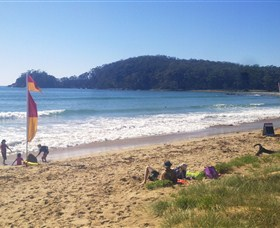 Surf Beach Batemans Bay