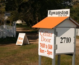 Rowanston on the Track Winery  Bed and Breakfast - Accommodation Batemans Bay