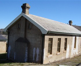 The Old Gundagai Gaol - Accommodation Batemans Bay