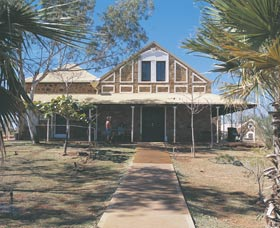 Roebourne Court House - Accommodation Batemans Bay