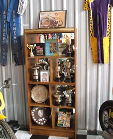 Ash's Speedway Museum - Accommodation Batemans Bay