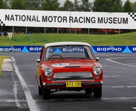 National Motor Racing Museum - Accommodation Batemans Bay