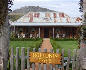 Rollonin Cafe - Accommodation Batemans Bay