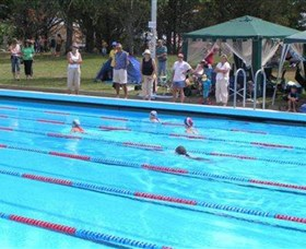 Yass Olympic Swimming Pool - Accommodation Batemans Bay