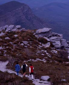 Bluff Knoll Stirling Range National Park - Accommodation Batemans Bay