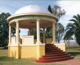 Kingaroy Soldiers Memorial Rotunda - Accommodation Batemans Bay