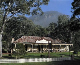 Newnes Kiosk - Accommodation Batemans Bay