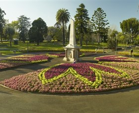 Queens Park Toowoomba - Accommodation Batemans Bay