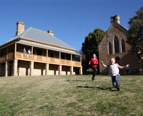 Hartley Historic Site - Accommodation Batemans Bay
