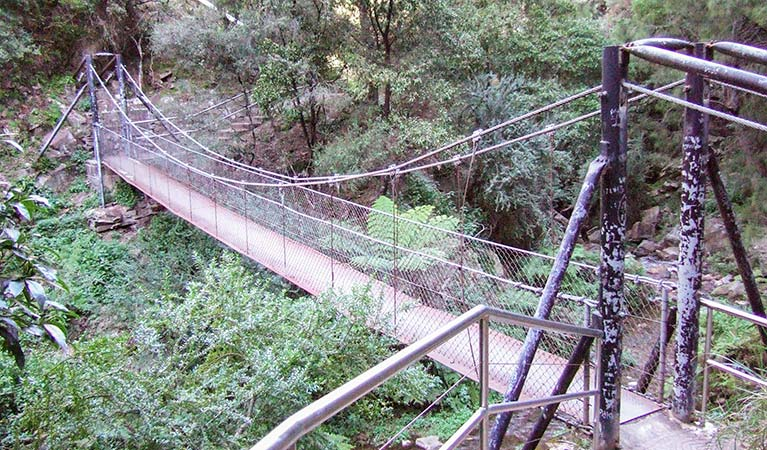 Jenolan River walking track - Accommodation Batemans Bay