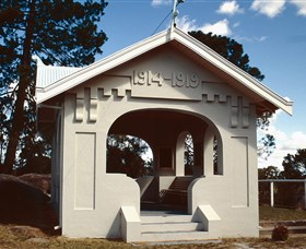 Stanthorpe Soldiers Memorial - Accommodation Batemans Bay