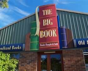 Big Book - Accommodation Batemans Bay