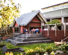 Hollydene Estate Wines and Vines Restaurant - Accommodation Batemans Bay