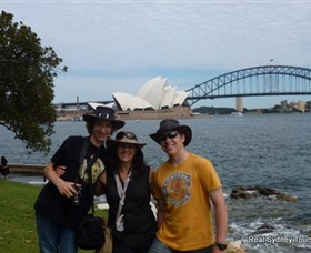 Real Sydney Tours - Accommodation Batemans Bay